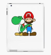 Mario and Yoshi iPad Case/Skin