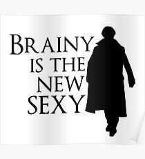 Brainy is the new sexy sherlock