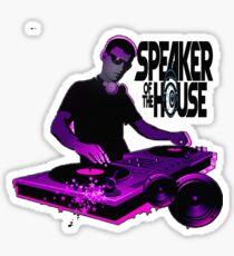 speaker of the house !! Sticker