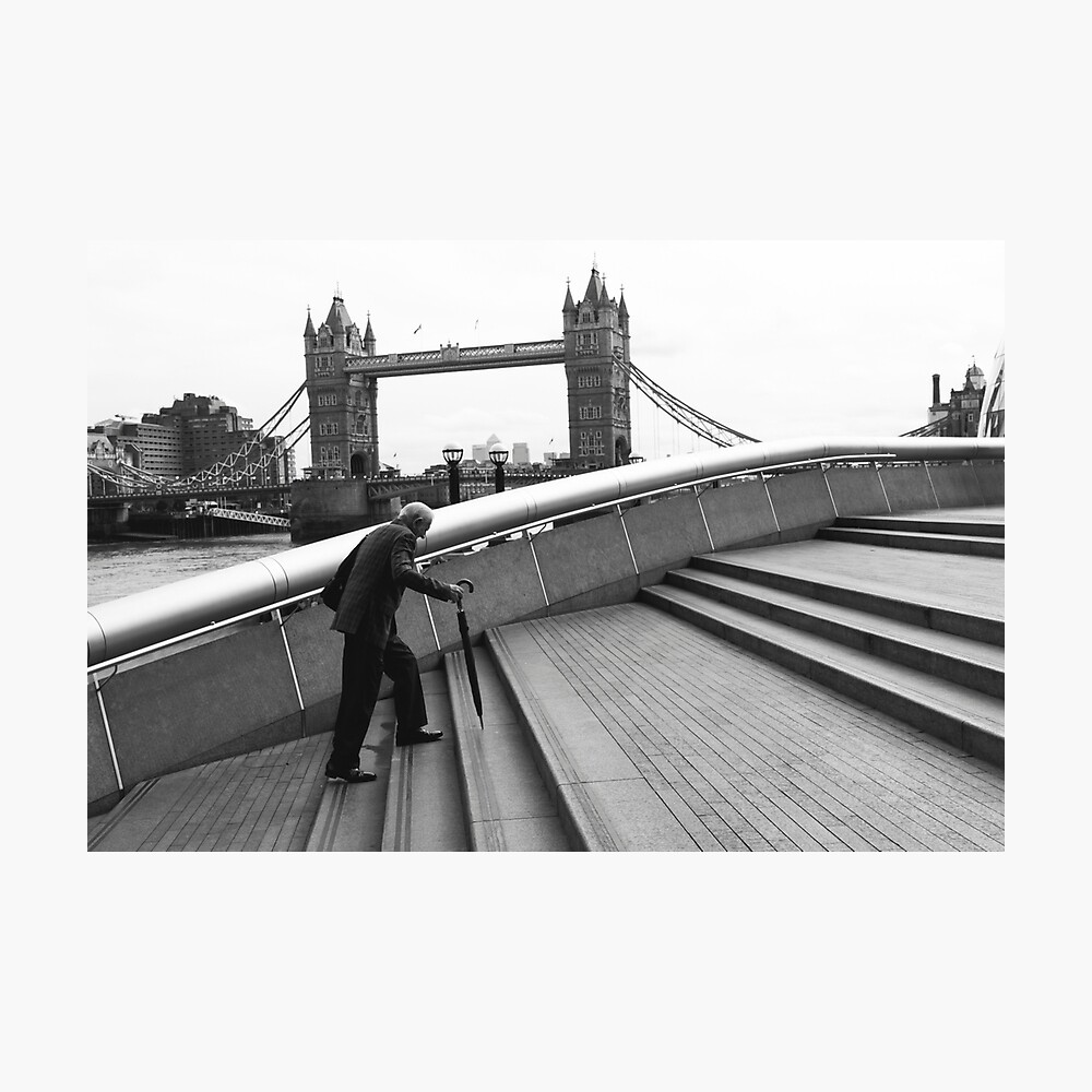 TOWER BRIDGE, LONDON - 2016 Photographic Print