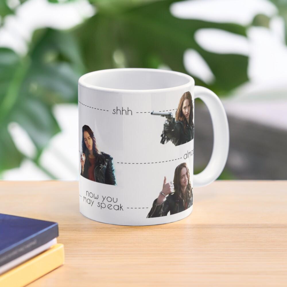 Wynonna Earp coffee mug Mug