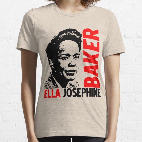ELLA BAKER Essential T-Shirt