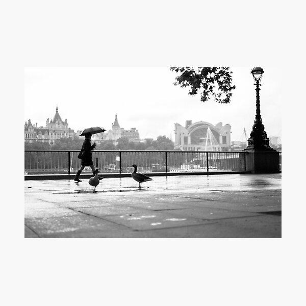 SOUTH BANK, LONDON - 2014 Photographic Print
