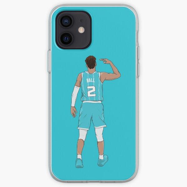 LaMelo Ball Hornets Coque souple iPhone