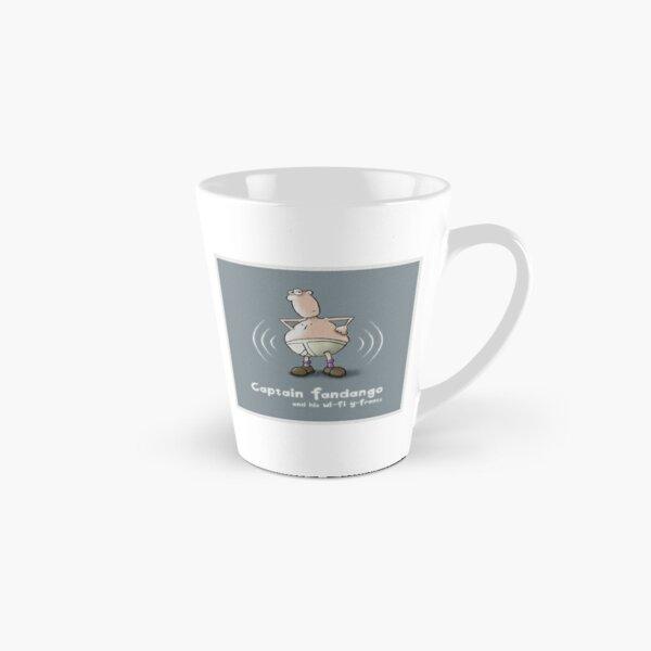 Captain Fandango and his Wi-Fi Y-Fronts Tall Mug