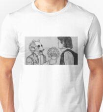 Han and Greedo (alternative greeting) Unisex T-Shirt