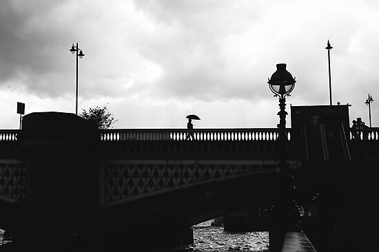BLACKFRIARS BRIDGE, LONDON - 2013 by Seen by RJF