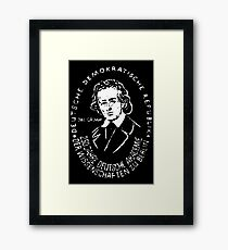 Jacob Grimm Framed Print