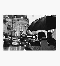 OXFORD STREET, LONDON - 2016 Photographic Print