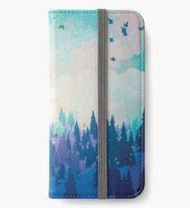 Forest iPhone Wallet/Case/Skin