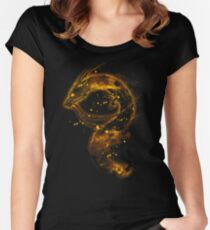 haku nebula Women's Fitted Scoop T-Shirt