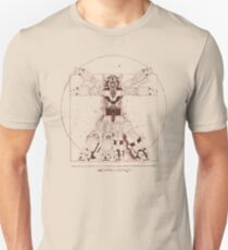 Voltruvian Man Slim Fit T-Shirt