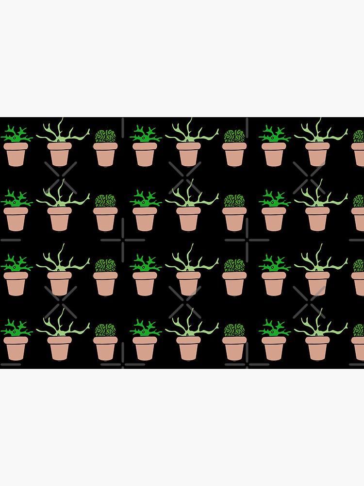 Neuron Cacti by BundaBear