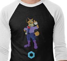 Fox McCloud - Super Smash Brothers Men's Baseball ¾ T-Shirt