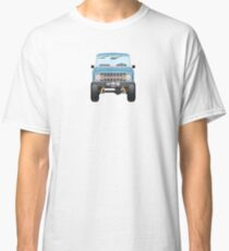 Ford Bronco (blue) Classic T-Shirt