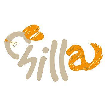 Chinchilla orange by Chinchilling