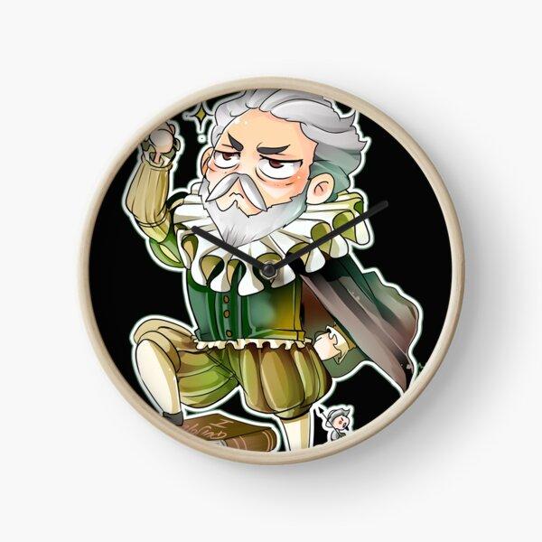 Camiseta clásica Cervantes Reloj