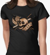 Hell's Bells Women's Fitted T-Shirt