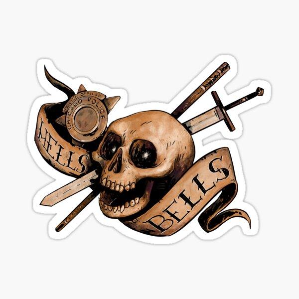 Hell's Bells Sticker