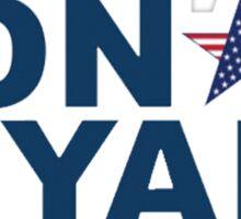 Jonah Ryan 2k16 Sticker