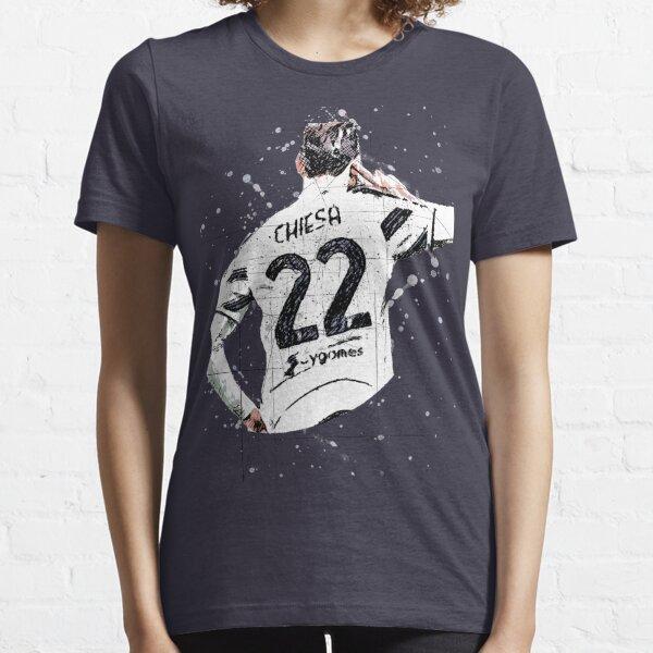 Federico Chiesa_Chiesa Essential T-Shirt