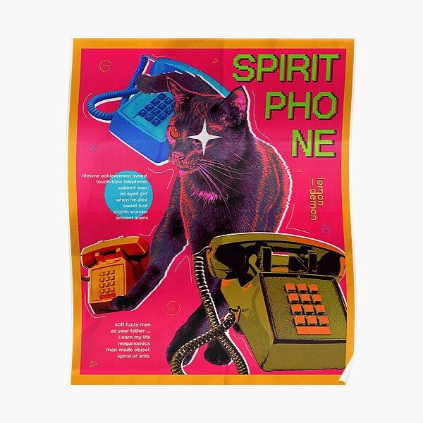 spirit phone - lemon demon Poster