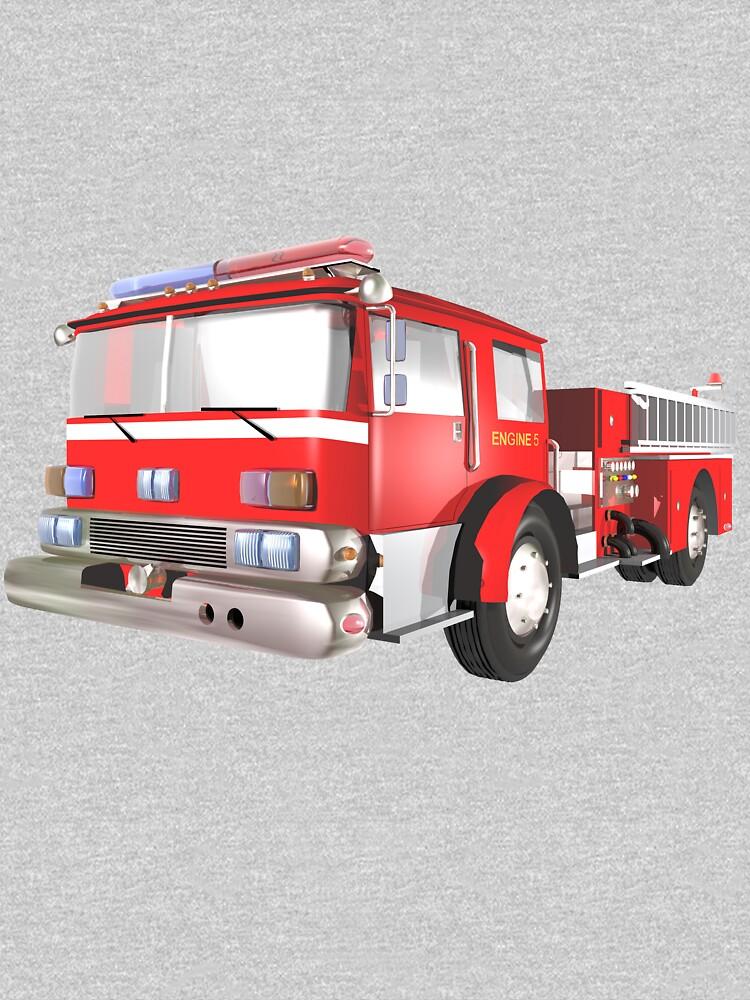 Fire Engine by fotokatt