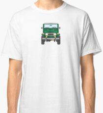 Toyota FJ40 (green) Classic T-Shirt