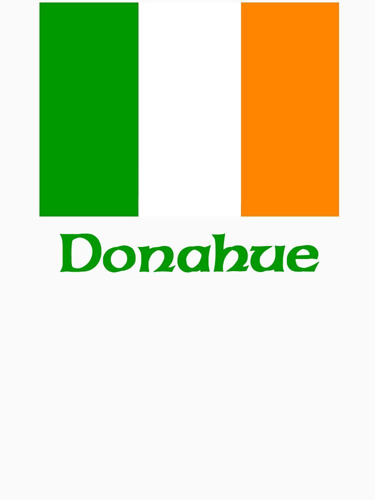 Donahue Irish Flag by IrishArms