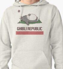 Ghibli Republic Pullover Hoodie