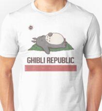 Ghibli Republic Unisex T-Shirt
