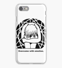 Overcome iPhone Case/Skin