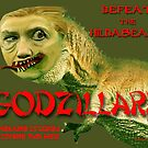 Godzillary by EyeMagined