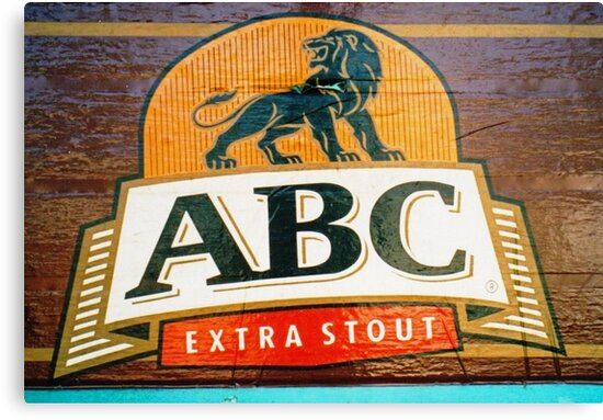 ABC Stout  by Ethna Gillespie
