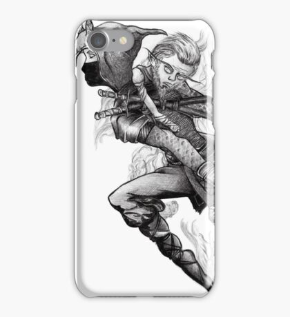 Pathfinder: Chronicles of the Past #25  iPhone Case/Skin