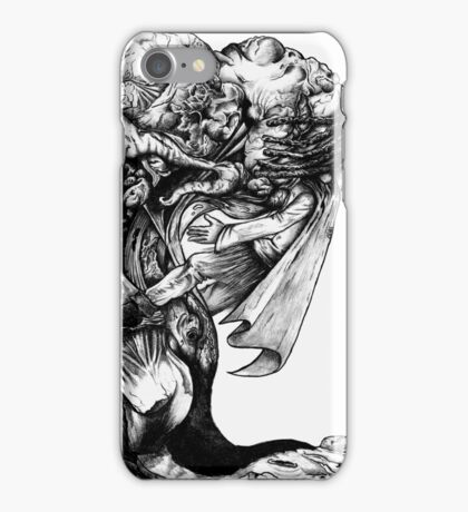 The pathfinder Chronicle 9 - Hungry Flesh iPhone Case/Skin