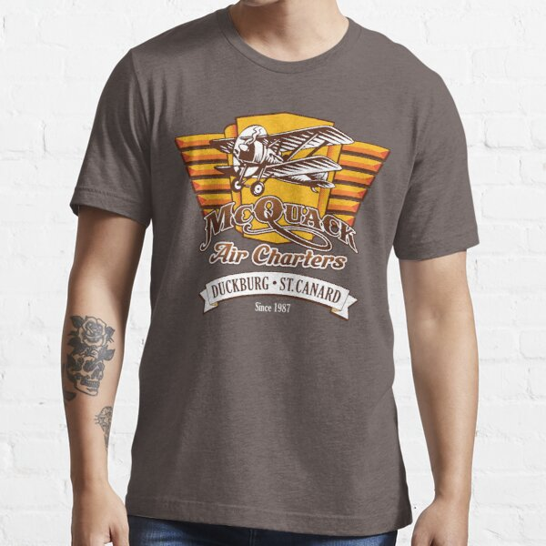 McQuack Air Charters Essential T-Shirt
