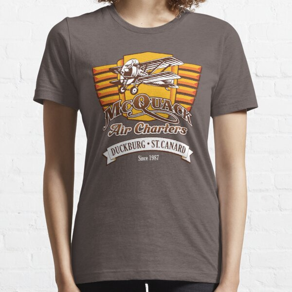 McQuack Air Charters Essential T-Shirt