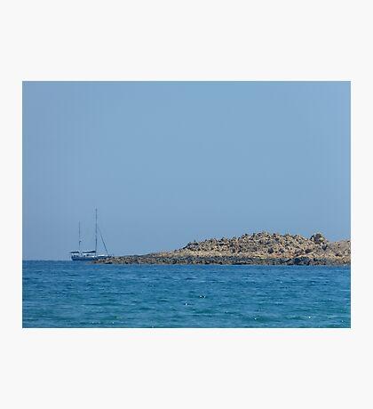 Island rest Photographic Print