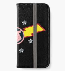 Pigs in Space iPhone Wallet/Case/Skin