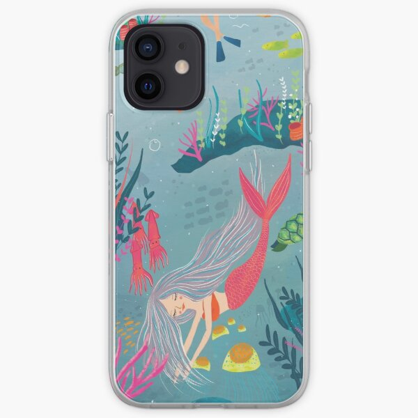 underwater fantasy iPhone Soft Case