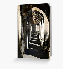 Winchester Arches Greeting Card