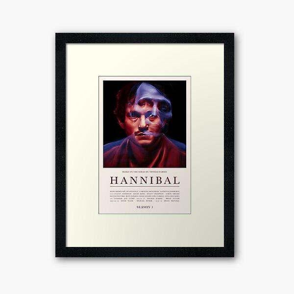 Hannibal - Saison 1 Impression encadrée