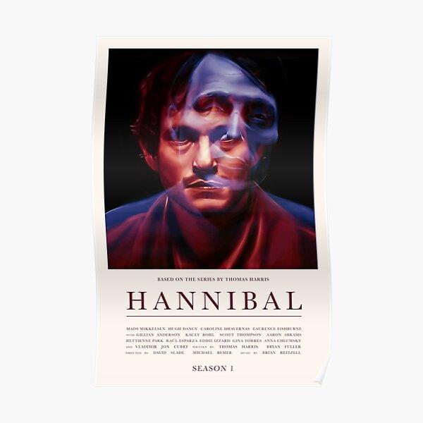 Hannibal - Season 1 Poster