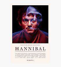 Hannibal - Season 1 Photographic Print