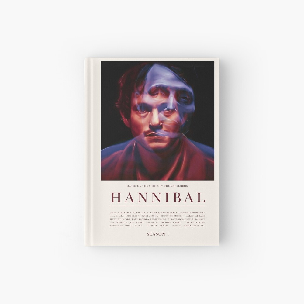 Hannibal - Season 1 Hardcover Journal
