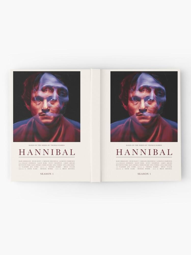 Alternate view of Hannibal - Season 1 Hardcover Journal