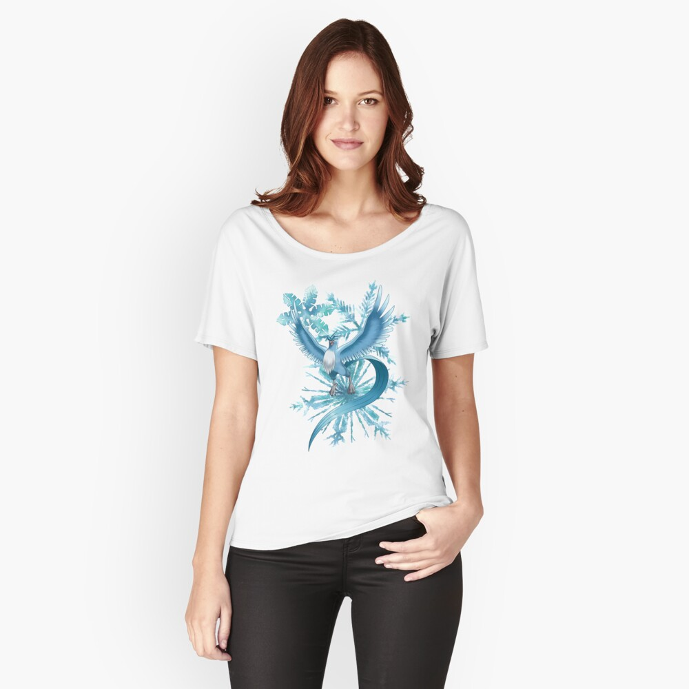 Articuno Loose Fit T-Shirt