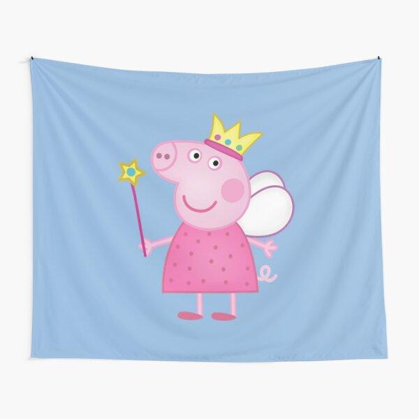 Little pig peppa birthday Tapestry
