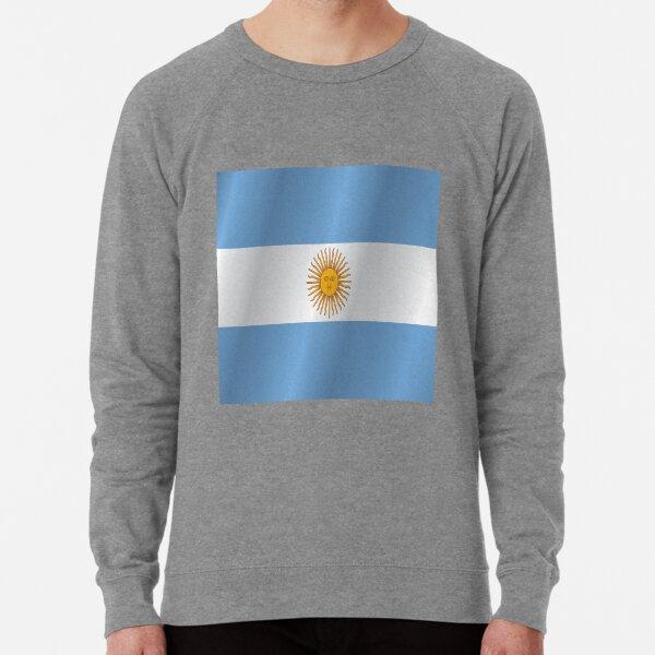 #ARG-01 Argentina Vintage Flag International Hoodie